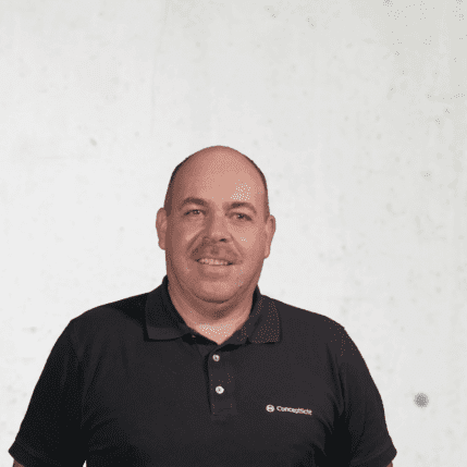 Thomas Amann, Teamleiter Beleuchtung