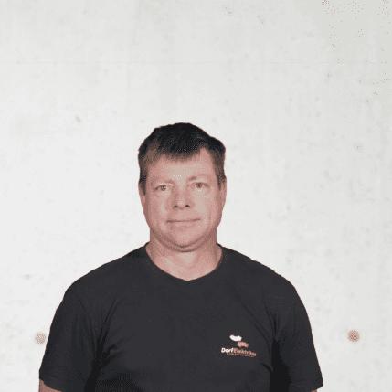 Jörg Feistener, leitender Monteur (Leasing)
