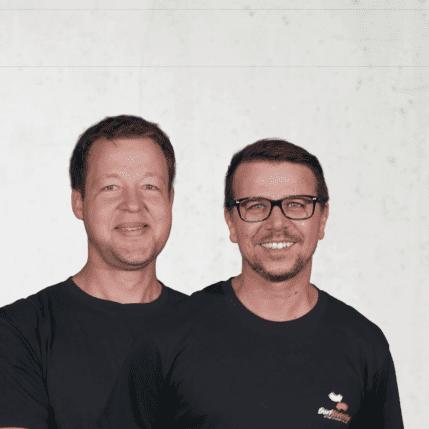Christian Fras, Wolfgang Hörtnagl, Teamleiter Gewerbe