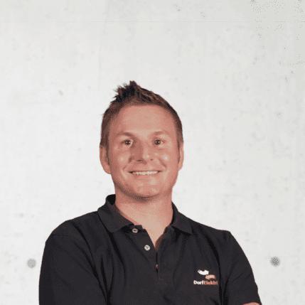 Markus Kirchmann, Leitender Elektroplaner