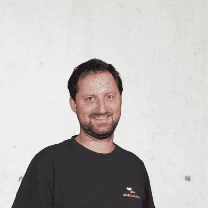 Markus Krottenhammer, leitender Monteur