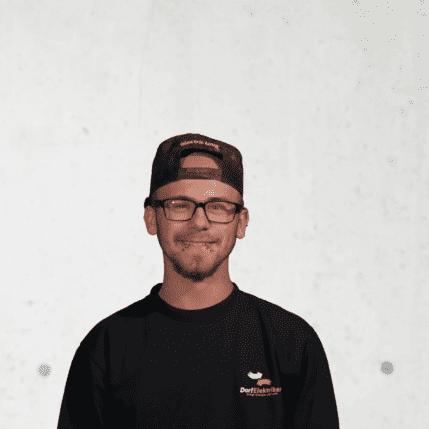 Björn Lampert, Lehrling