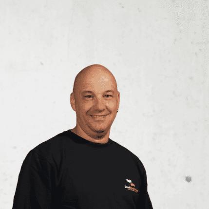 Alexander Lins, Service-Monteur