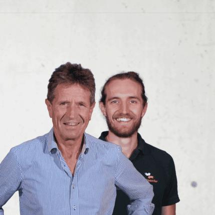 Herbert und Tim Mittelberger, Geschäftsführung Dorfelektriker