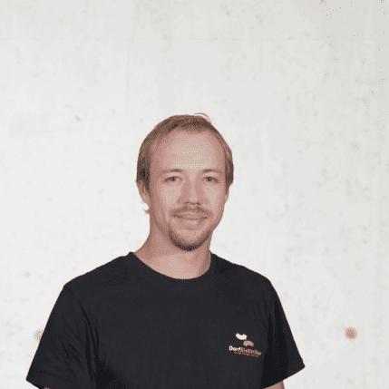 Marcel Weinold, Service-Monteur