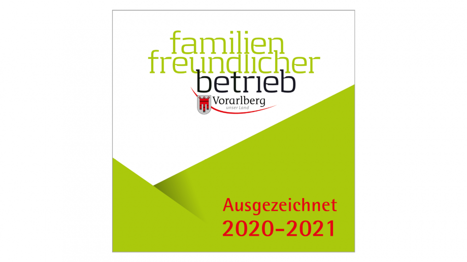 ausgezeichneter Familienbetrieb 2020/21