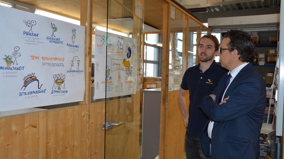 Wirtschaftskammer Vorarlberg on Tour