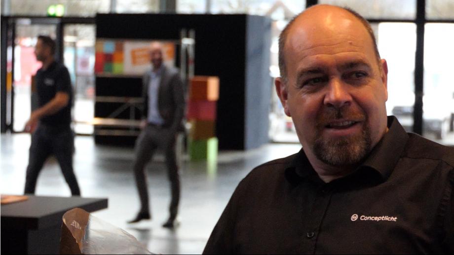 Thomas Amann, Teamleiter für Beleuchtung bei Conceptlicht in Götzis