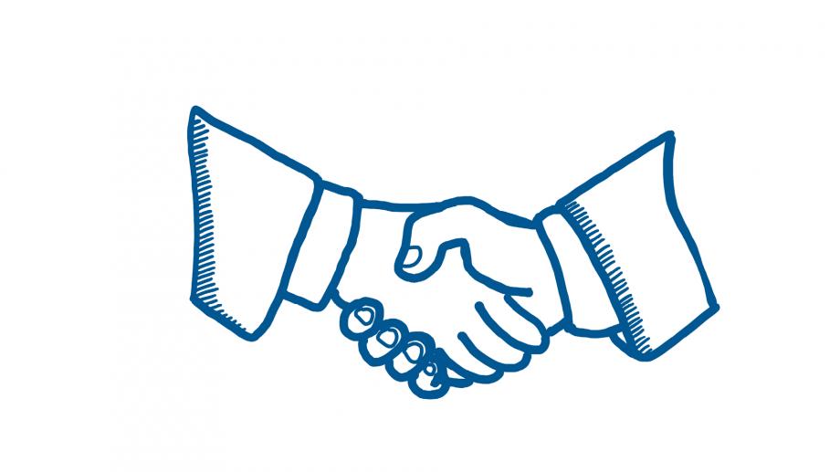 Partnerschaft - Werte Dorfelektriker