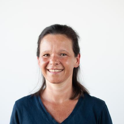 Andrea Brunner, Raumpflegerin