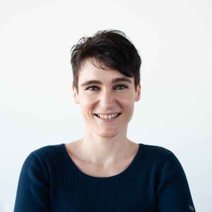 Andrea Strasser, Elektroplanerin