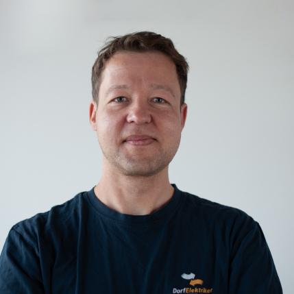 Christian Fras, Teamleiter Gewerbe