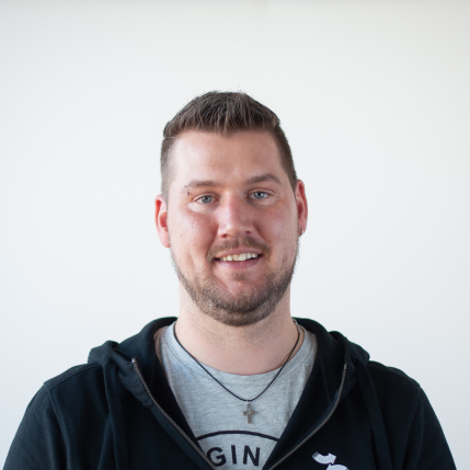 Elias Sinnstein, leitender Elektroplaner