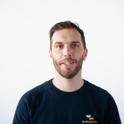 Pascal Madlener, Teamleiter Gebäudeautomation