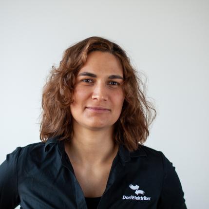 Shirin Manwart, Elektroplanerin