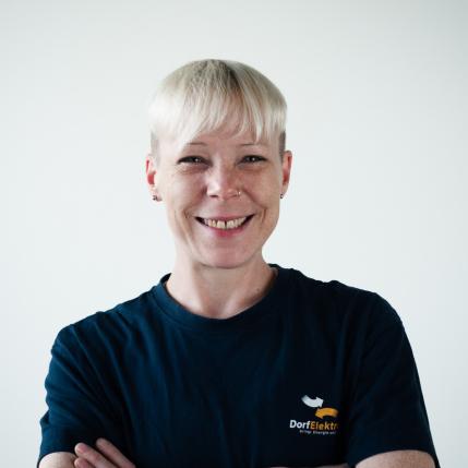 Jeannette Gantschacher, Monteurin